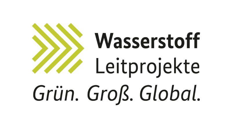 Logo der Wasserstoff-Leitprojekte